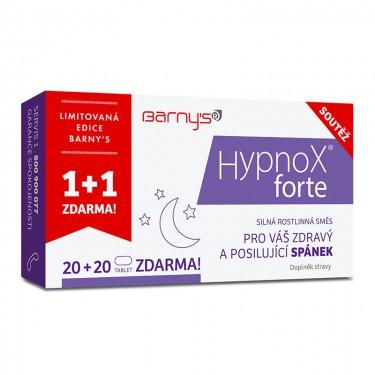 HypnoX® forte 20+20 tablet ZDARMA