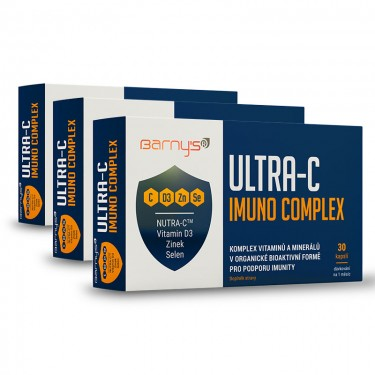 ULTRA-C Imuno Complex 3x30 kapslí