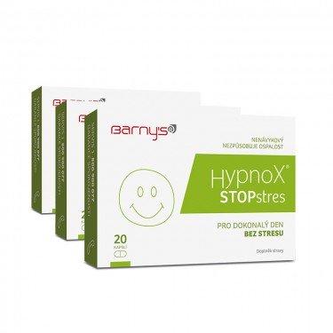3 x Hypnox® STOPstres
