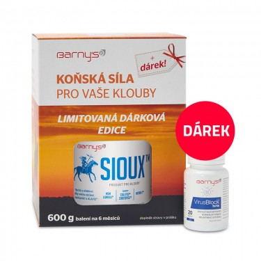 Barny's Sioux MSM